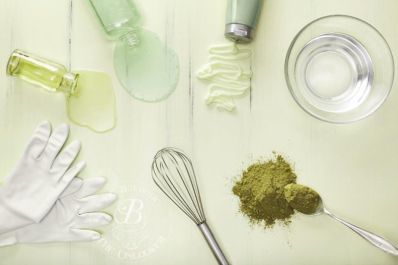 ingrédients pour henné