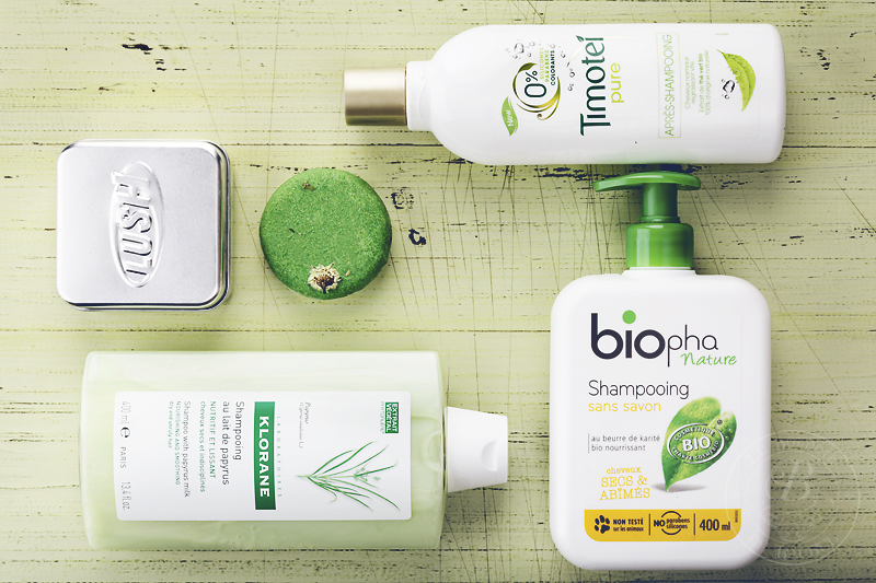 shampooing sans sulfates