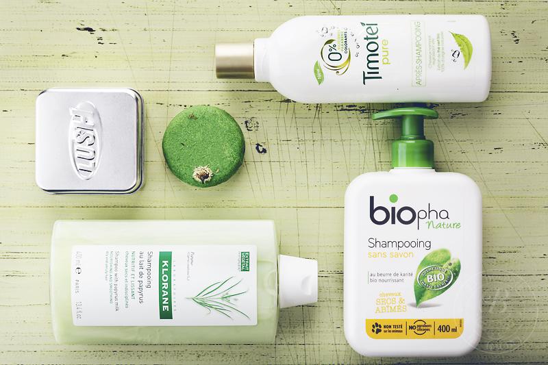 shampoiings avec ou sans sulfates