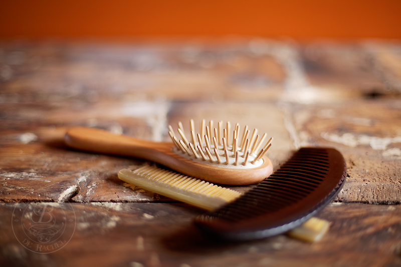 brosse peigne démêler les cheveux
